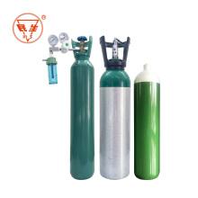 Cilindro de gas de oxígeno 10L con buen precio