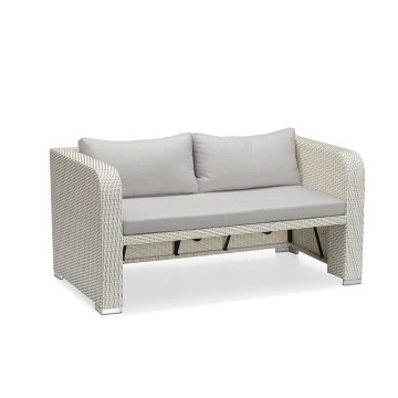 Meubles de jardin Rattan Loveseats Furnitue
