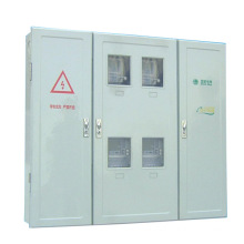 Three-Phase Meter Box for 4PCS Meters