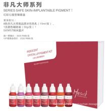 Mastor Vivide Pure Organic Lip Pigment Set/FDA Approval