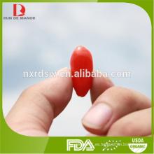 Jugo de Wolfberry / jugo 100% de wolfberry chino / puré de jugo de goji / jugo de wolfberry chino