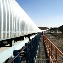 ASTM/DIN/Cema/Sha Standard EPC Conveyor System/Curved Conveyor/Trough Belt Conveyor