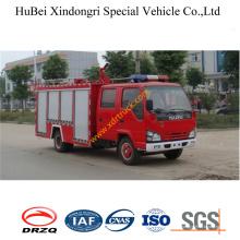 Camión de bomberos de la espuma de 6ton Isuzu Fvr Euro3