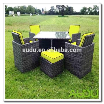 Audu Greeen Lawn Garden Home Muebles al aire libre Casual