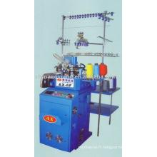 AX-6F entièrement automatique plaine monocylindre chaussettes machine à tricoter