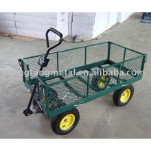 carrinho de jardim em malha de aço TC1840