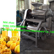 Mango Double Pulper Machine / Double Channel Mango Pulper Machine