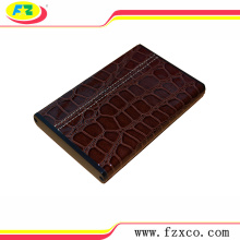 2.5 Leather USB 2.0 SATA HDD Enclosure