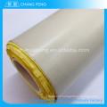 Tissu de verre ptfe blanc adhésif vente chaude bon marché de bonne qualité