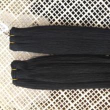 Mais Popular Yaki Natural Kinky Hetero Brasileira Mink 10A Feixes de Cabelo Fábrica Custom Made