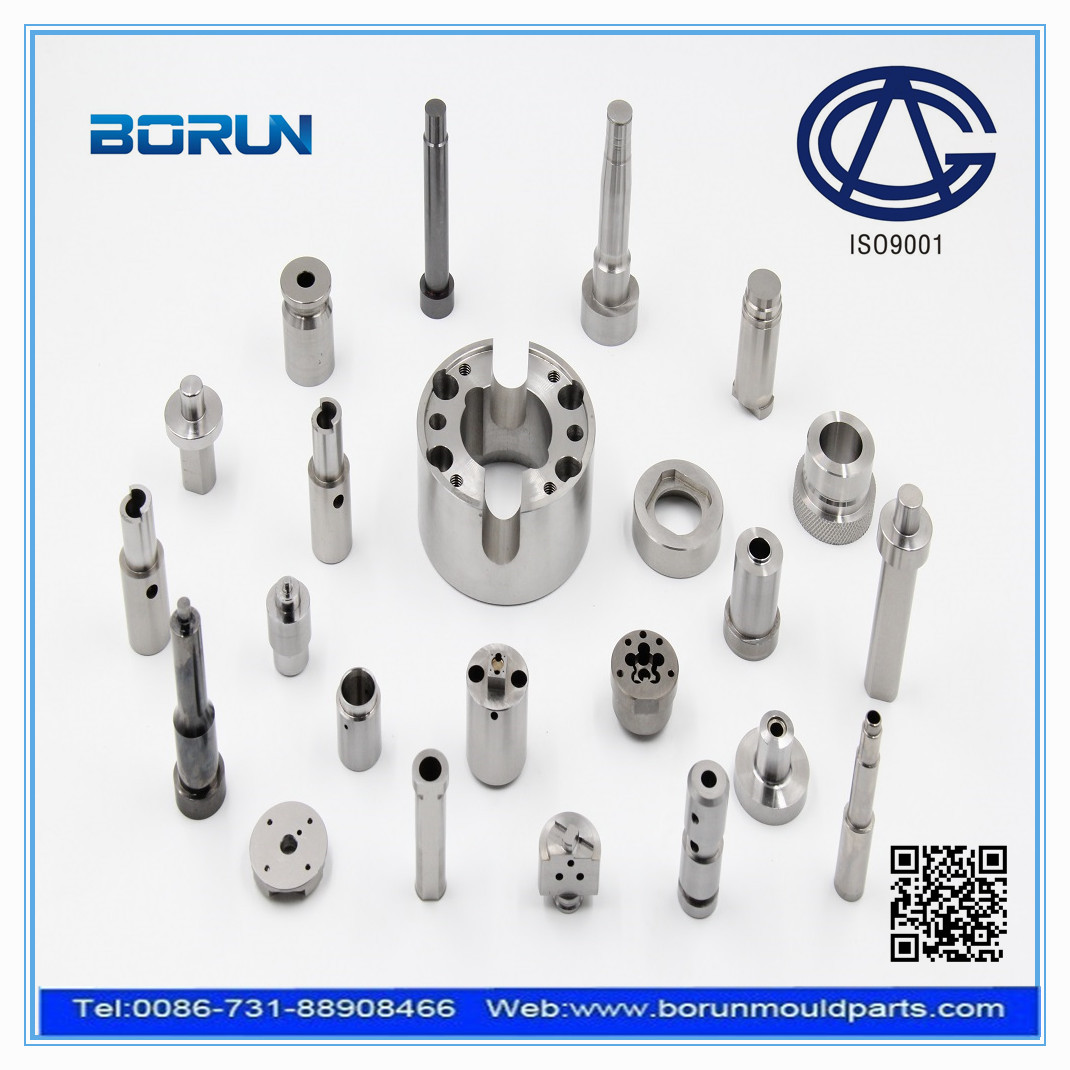 CNC Turning mold parts(OEM)