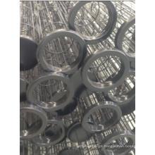 Gaiola de saco de filtro para saco de filtro de PTFE
