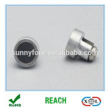 Glashalter rund Magnethalter 13mm