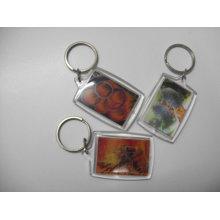 Acrylic 3D Lenticular Keychain for Promotion