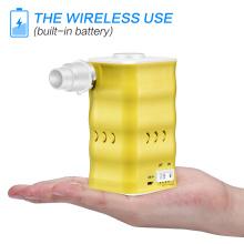 Компактный вакуумный воздушный компрессор для надувной кровати