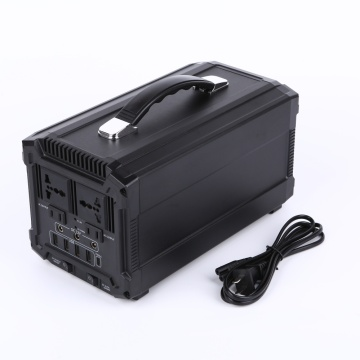 Batterie Lithium-Ion portable pour le talonnage