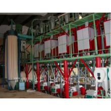 80t / 24h Weizen / Mais / Reis Mehl Fräsmaschine / Mühle Mühle