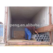 Горячеоцинкованная стальная труба