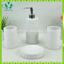 Modern fashion Stoneware lanka tiles bathroom set