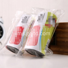 Hot Sale Custom Printed Plastic Sample Bag On Roll