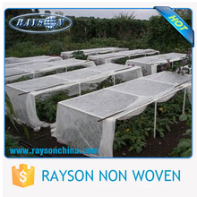 Breathable anti-uv sun protection fabric for plant