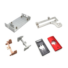 Precision CNC Mechanical Color Anodized Machining Engine Parts Aluminum CNC Machined Parts for Agriculture Machinery Parts