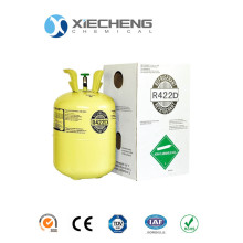 New refrigerant gas R422D replacement for r22