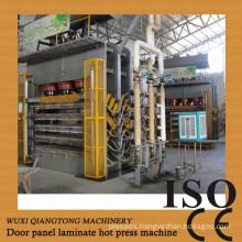 Veneer door skin molding machine/ Door skins press machine