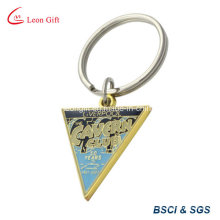 Triángulo personalizado / Trigon forma esmalte llavero