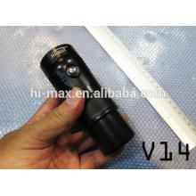 Tauchausrüstung Unterwasser-Video LED-Leuchten Tauchen Taschenlampe
