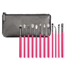 12PCS Cosmetic Eye Brush Set with Pouch (ST1204)