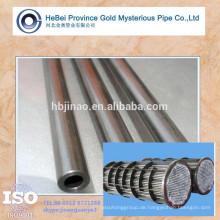 Niedrig-Kohlenstoff-Stahlrohr-Wärmetauscherrohr A179