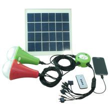 venta por mayor linterna que acampa solar, kit solar, pequeñas luces solares, sistema casero solar, luz camping solar