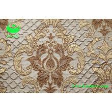 Tecido de cortina de Jacquard de poliéster (BS1308)