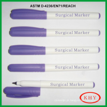 Non-toxic sterile hospital using surgical skin marker pens