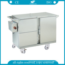 AG-Ss035b Stainless Steel Aircraft Meal Cart