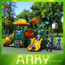 Équipement de jeu extérieur européen européen pour enfants