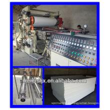 proyecto de llavero extrusora de espuma de plástico de láminas de pvc de 1220 mm de buena calidad
