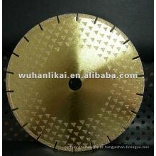 disco de lapidação de diamante