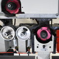 Utm-320 Triaxial Máquina de serrar madeira automática Serra de mesa Serra de mesa