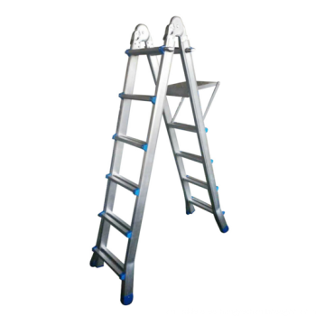 Escalera de goma telescópica multiusos para pies