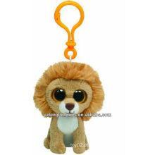 """Cutest 3.5 """"Plush Toys Rei Clip O Leão"""