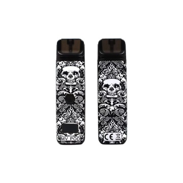 Marvec MV POD Skeleton King Kong Phong cách Vape