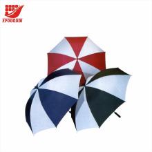 Auto Open Straight Golf Regenschirm
