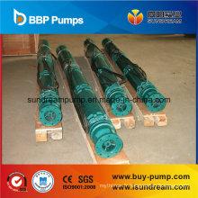 Bonne pompe à eau submersible à puits de qualité avec ce certificat