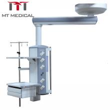 Hospital equipments single arm ceiling pendant medical tower crane surgical tower crane