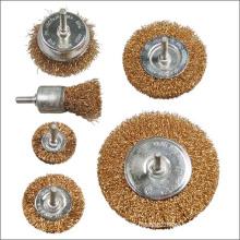 Power Accessories Tools Wire Brush Set Power Machine OEM