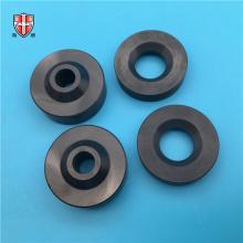 Arandela de rodillo de cerámica de nitruro de silicio de molienda personalizada