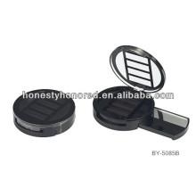 Kosmetische Lidschatten-Box Leere Make-up-Container