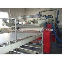 PVC free foamed board extrusion line plastic machine